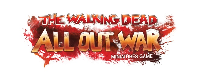 The Walking Dead: All Out War Logo