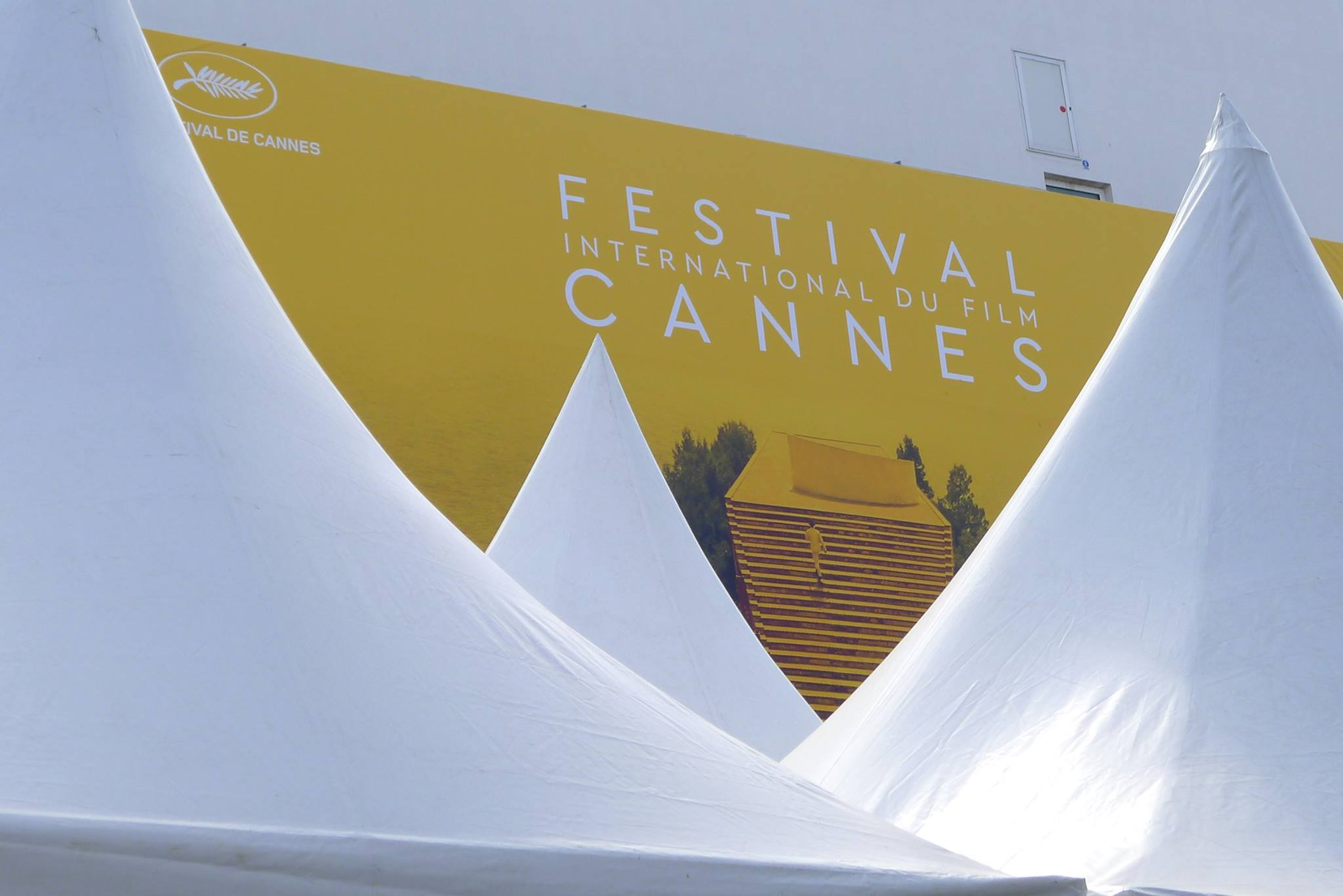 Internationales Festival in Cannes