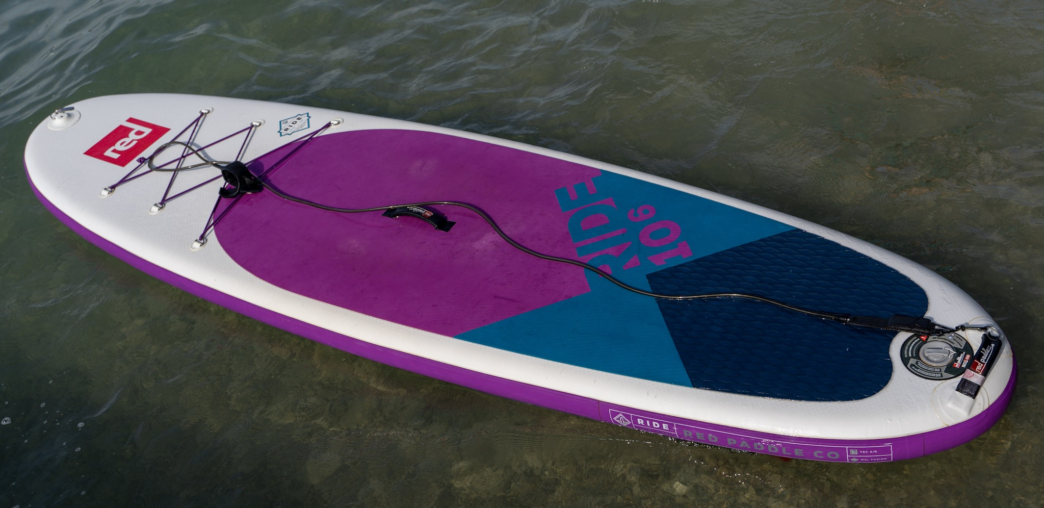 "Red Paddle Ride SE 10'6"" (Testboard)"