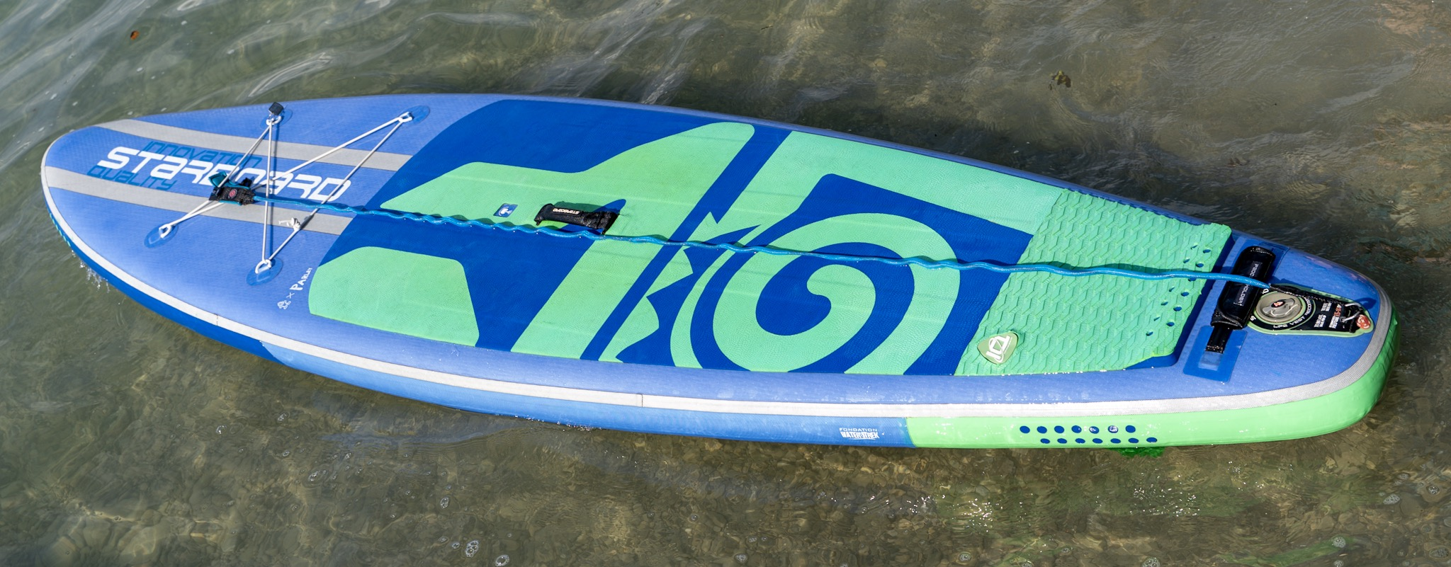 "Starboard Wide Point Zen 10'5"" (Testboard)"
