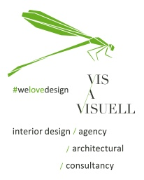 VIS-A-VISUELL interior design