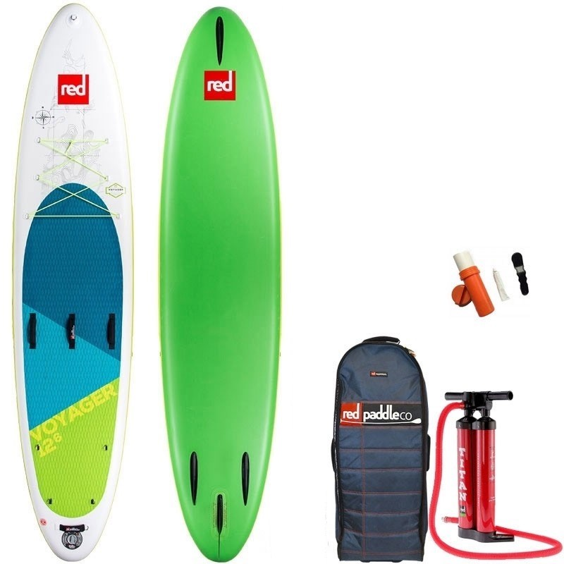 "Red Paddle Voyager 12'6"" (Testboard)"